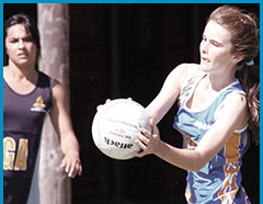 2017 preseason netball registrations